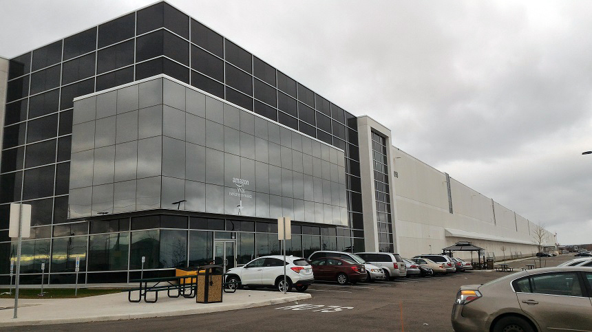 Amazon Warehouse Brampton