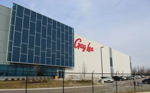 Gay Lea Freezer Facility, Brampton, ON